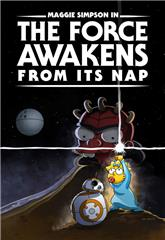 The Force Awakens from Its Nap (2021) Poster