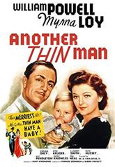 Another Thin Man (1939) 1080p Poster