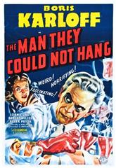 The Man They Could Not Hang (1939) 1080p Poster