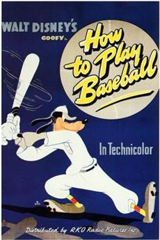 How to Play Baseball (1942) 1080p Poster