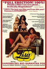 Her Name Was Lisa (1979) Poster