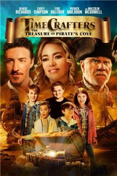 Timecrafters: The Treasure of Pirate's Cove (2020) Poster