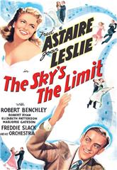The Sky's the Limit (1943) 1080p Poster