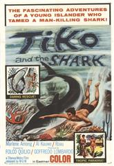 Tiko and the Shark (1962) Poster