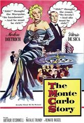 The Montecarlo Story (1956) 1080p Poster
