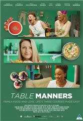 Table Manners (2018) 1080p Poster