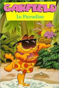 Garfield in Paradise (1986) Poster