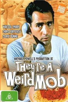 They're a Weird Mob (1966) 1080p Poster