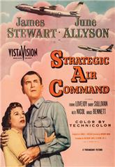 Strategic Air Command (1955) 1080p bluray Poster