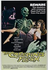 The Creeping Flesh (1973) Poster