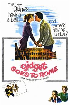 Gidget Goes to Rome (1963) Poster