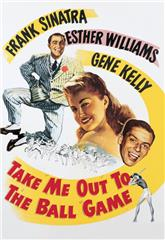 Take Me Out to the Ball Game (1949) bluray Poster