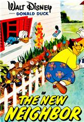 The New Neighbor (1953) Poster
