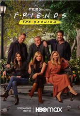 Friends: The Reunion (2021) Poster