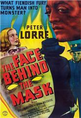 The Face Behind the Mask (1941) 1080p Poster