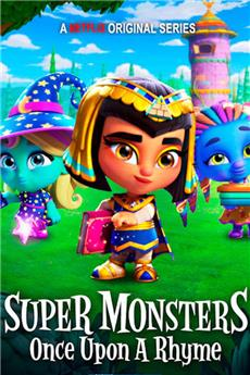 Super Monsters: Once Upon a Rhyme (2021) 1080p Poster