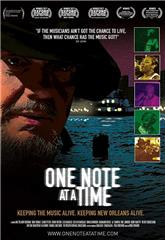 One Note at a Time (2016) poster