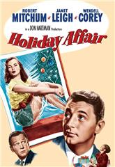 Holiday Affair (1949) Poster