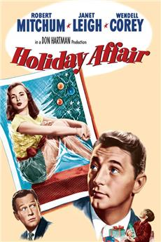 Holiday Affair (1949) 1080p Poster