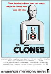 The Clones (1973) poster