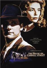The House on Carroll Street (1987) poster