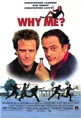 Why Me? (1990) poster