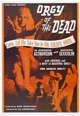 Orgy of the Dead (1965) 1080p poster