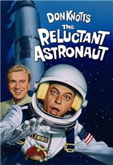 The Reluctant Astronaut (1967) bluray poster