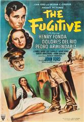 The Fugitive (1947) bluray poster