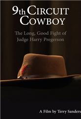 9th Circuit Cowboy - The Long, Good Fight of Judge Harry Pregerson (2021) poster