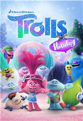 Trolls Holiday (2017) 1080p Poster