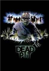 The Dead Pit (1989) bluray poster