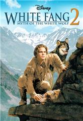 White Fang 2: Myth of the White Wolf (1994) web poster