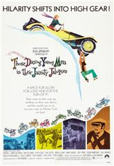 Monte Carlo or Bust! (1969) poster