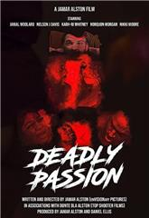 Deadly Passion (2021) poster
