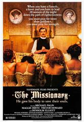 The Missionary (1982) bluray Poster