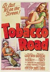 Tobacco Road (1941) poster