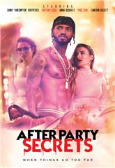 After Party Secrets (2021) poster