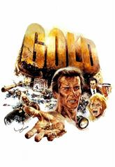 Gold (1974) 1080p bluray poster