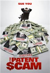 The Patent Scam (2017) web Poster