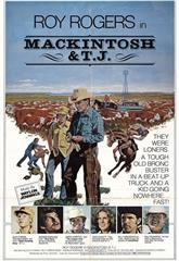 Mackintosh and T.J. (1975) Poster