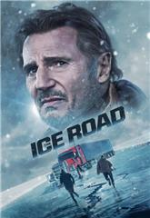 The Ice Road (2021) bluray Poster