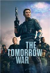 The Tomorrow War (2021) 1080p Poster