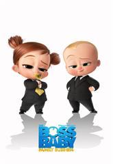The Boss Baby: Family Business (2021) bluray Poster