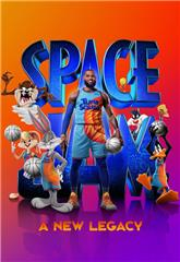 Space Jam: A New Legacy (2021) 1080p bluray Poster