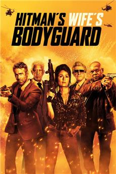 The Hitman's Wife's Bodyguard (2021) 1080p Poster