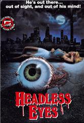 The Headless Eyes (1971) 1080p Poster