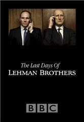 The Last Days of Lehman Brothers (2009) Poster