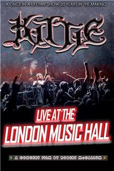 Kittie: Live at the London Music Hall (2019) 1080p Poster