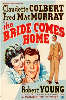 The Bride Comes Home (1935) Poster